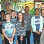 April 2016 students of the month announced at Abington Heights Middle School