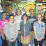 Abington Heights Middle School announces March 2016 students of the month