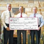 Community Bank N.A. returns as presenting sponsor for Allied Services Integrated Health System's 23rd Annual Jack Newman Golf Classic