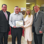 Clarks Summit business spotlighted by Lackawanna County Commissioners