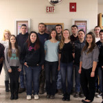 Susquehanna County Career and Technology Center announces students of the month for March