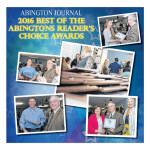 Abingtons Readers Choice Awards 2016