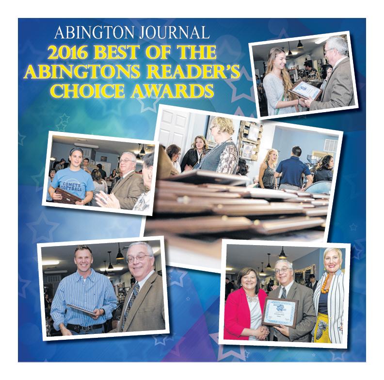 Abingtons Readers Choice Awards 2016