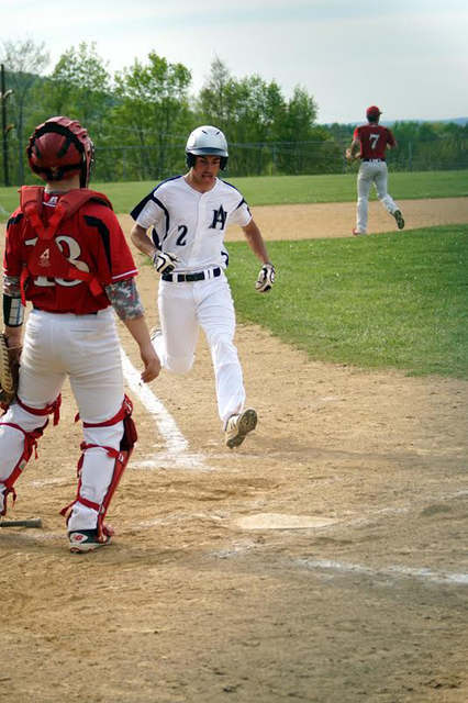Abington Heights downs Honesdale in District 2 Class 3A baseball playoffs