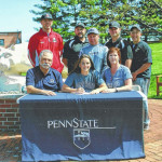 Abington Heights softball player Dominique Emmett commits to Penn State Capital Campus