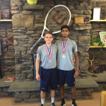 Abington Heights' Sahas Chandragiri tops teammate to win second consecutive district tennis title