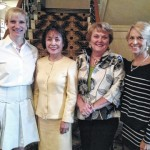 The Woman's Golf Association of the Country Club of Scranton holds opening meeting and luncheon