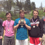 Lakeland High School team places first in Envirothon at Keystone College