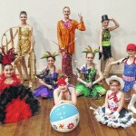 Double 'R' Twirlettes to present 'Twirling Across the USA' recital May 15