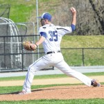College Sports Spotlight: Abington Heights grad, Elizabethtown junior Kevin Elwell named Landmark Conference's Pitcher of the Year