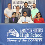 Abington Heights' Sahas Chandragiri to continue tennis career at The University of the Sciences
