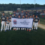 Abington American shuts out Abington National to claim District 17 baseball title
