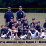 Abington captures District 11 Prep American Legion championship