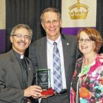 Three Abington area residents honored for teaching, scholarship and service at The University of Scranton