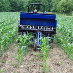 Abington area farmers participate in conservation district's Interseeder Demonstration Day