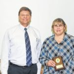 Clarks Summit resident Carla Medura receives 2016 District 4-0 Charles M. Mattei Award from PennDOT