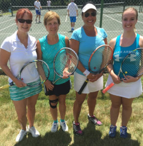 Champions crowned at Lackawanna County Open tennis tournament