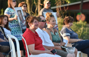 Vigil held to raise awareness about veteran suicide at Marley's Mission