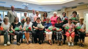 Allied Services Integrated Health System recognizes retiring employees