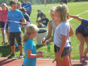 More than 100 children attend Future Stars Track Meet at Abington Heights