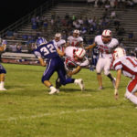 Balanced offense helps Lackawanna Trail defeat Mid Valley in football opener