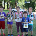 Lakeland graduate claims first place in Big 6K race on Christy Mathewson Day