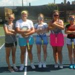 Scranton Prep girls tennis team returns players with state tournament experience