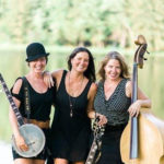 All-female folk trio Sassafrass to close out 2016 Lakeside Wednesday Concerts series Aug. 31 at Hillside Park