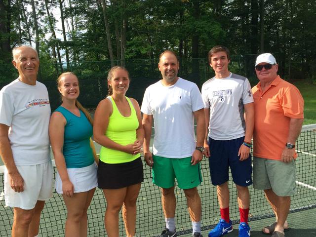 scranton tennis club championships
