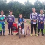 Lackawanna County BMX riders win state championships