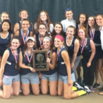 Seventh heaven: Abington Heights girls tennis team claims District 2 title