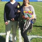 Abington Heights senior Kaylee DeMatteo crowned homecoming queen