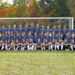Abington Heights boys soccer team recognized for success in the classroom