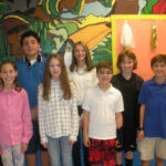Abington Heights Middle School announces October's Students of the Month