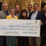 Scranton Lions Club donates Dream Game proceeds to Lackawanna Blind Association
