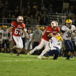 Lackawanna Trail ends 10-game losing streak to Old Forge on the gridiron