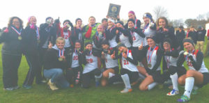 Strong second half leads Lackawanna Trail to District 2 field hockey crown