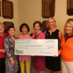 Country Club of Scranton Women's Golf Association donates $2k to Northeast Regional Cancer Institute