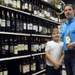 Summit Market and Deli on the Morgan Highway in South Abington Township now offers wine