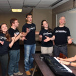 The University of Scranton's Men and Women for Octaves to perform free Winter Concert Dec. 4