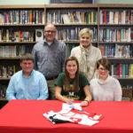 Lackawanna Trail High School's field hockey star Mackenzie Semken commits to play at Marywood University