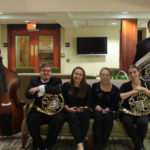 Marywood University students selected for Collegiate Honor Band