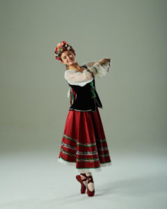 Clarks Summit's Riley Hesser to perform as lead Russian dancer in the 41st annual free performances of 'The Nutcracker'
