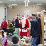 'Signing Santa' hosted by The Scranton School for Deaf and Hard of Hearing Children, Abington Community Library