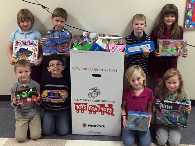 Toys For Tots Sign Up Application Form : Abington journal lackawanna trail elementary center