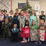 Waverly Elementary School students hold pajama drive