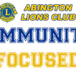 Letter to the Editor: Abington Lions Club unveils new slogan