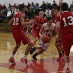 Lackawanna Trail's offense sputters in boys basketball loss to Blue Ridge