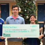 Mid Valley boys soccer team raises money for cancer research