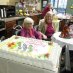 Marian Pysh celebrates 106th birthday with party in her honor